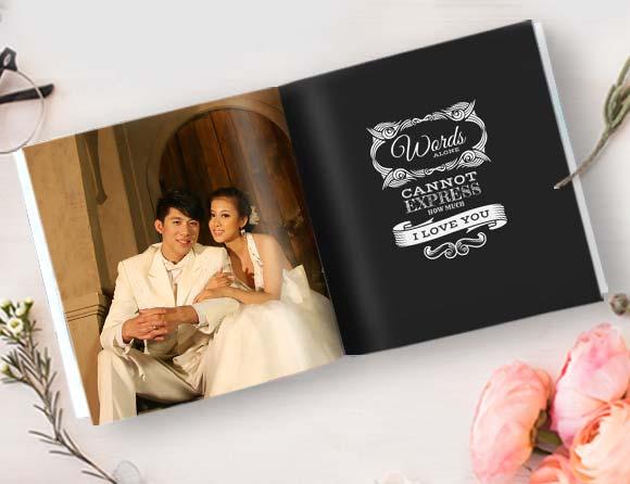 marriage album printing